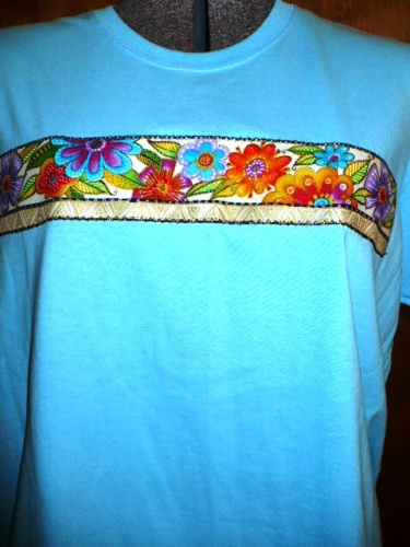 Ladies Dress Tee